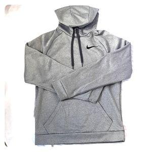 NIKE sweatshirt Sz Small Grey
